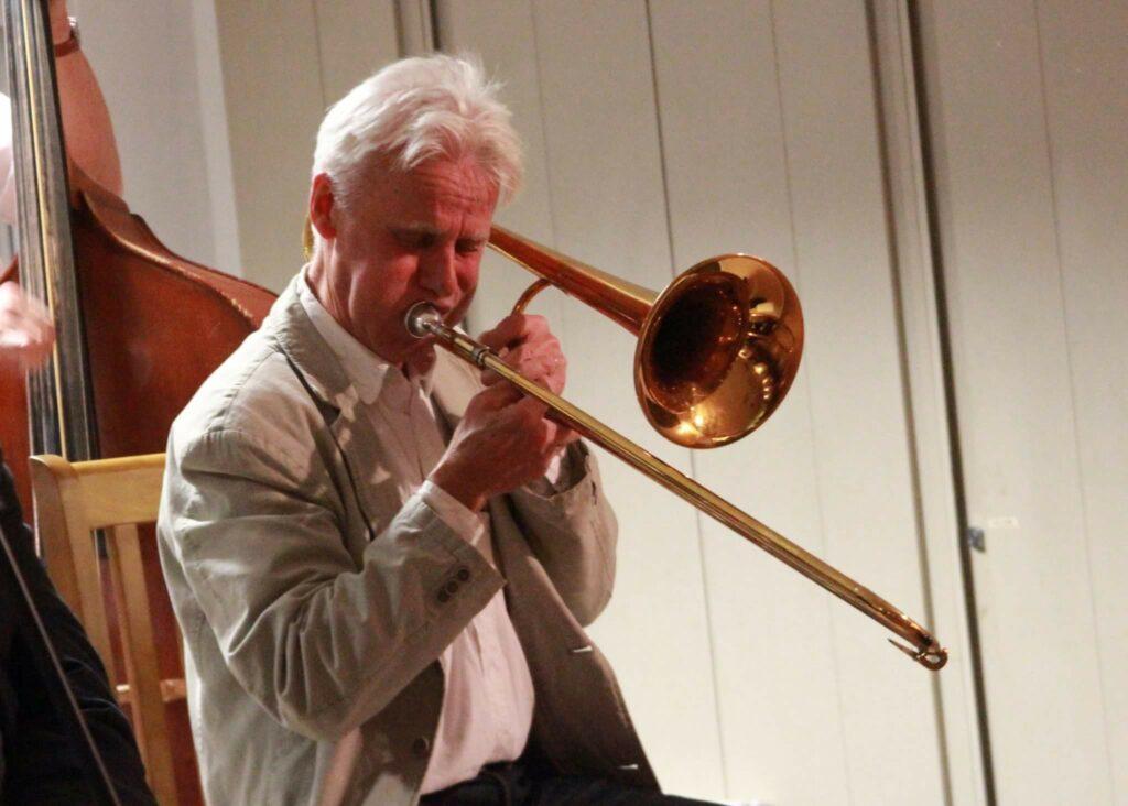 Kristian Barfoed, trombone