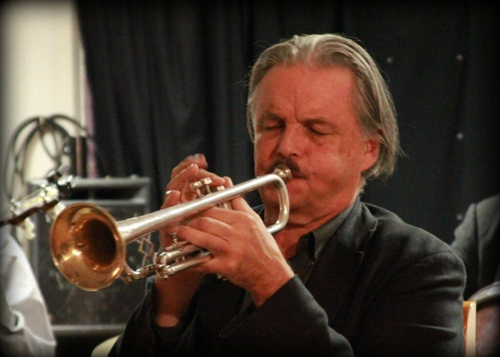 Ragnar Tretow, trompet