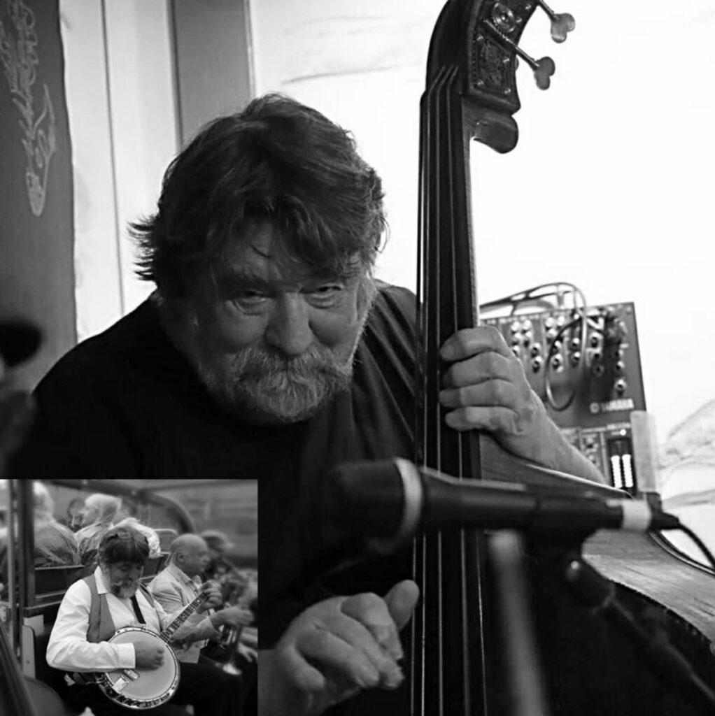 Ebbe Kærsgaard Hansen, bas og banjo