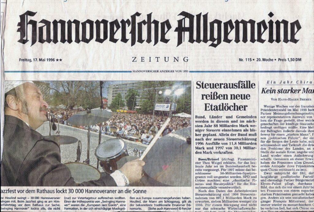 Hannoversche Allgemeine - 1996
